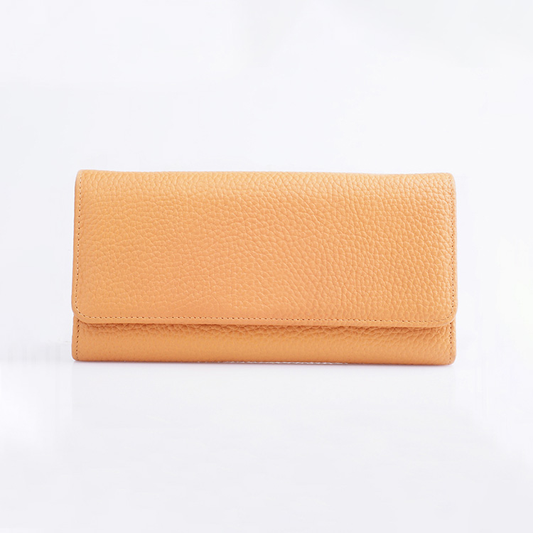Manufacture Wholesale Fashion Real Leather Simple Women Crossbody Bag