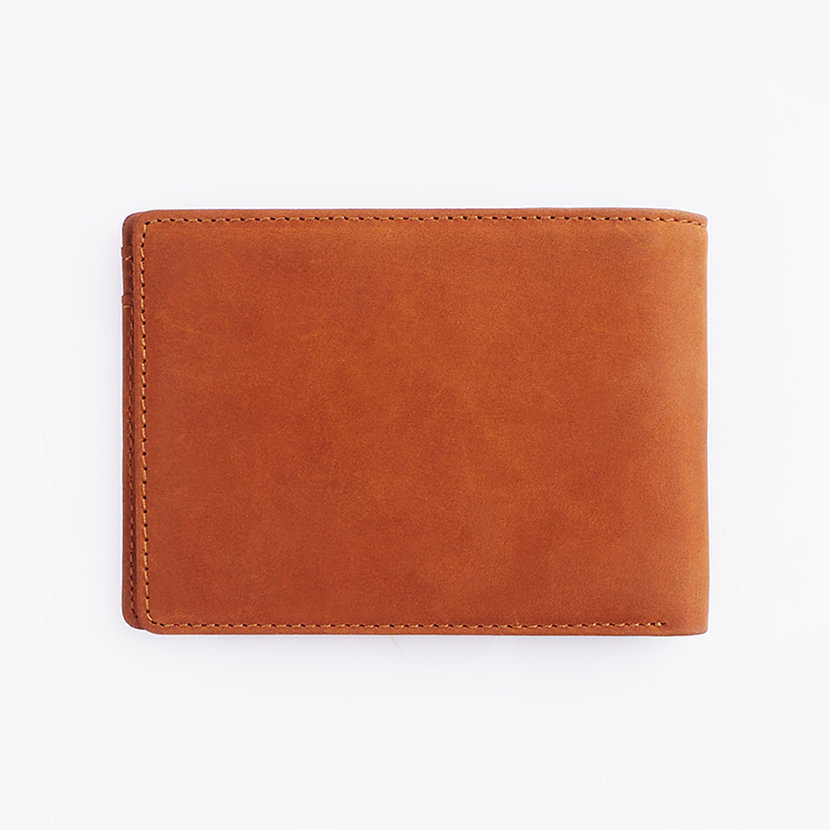 Fashion Low Price Cheap Genuine Leather Wallet for Teens