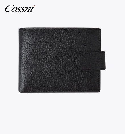 Hot sales high quality genuine leather Bifold Classic Man Wallet Leather