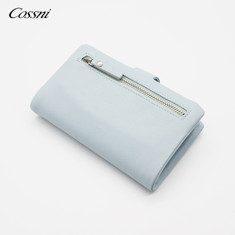 2020 New Wholesale Custom design brand women coin purse and card wallet