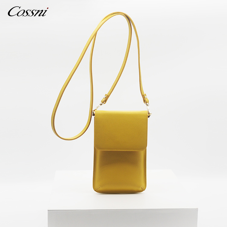 2020 New wholesale custom Small Fashion Mobile Phone Bag for women handbag