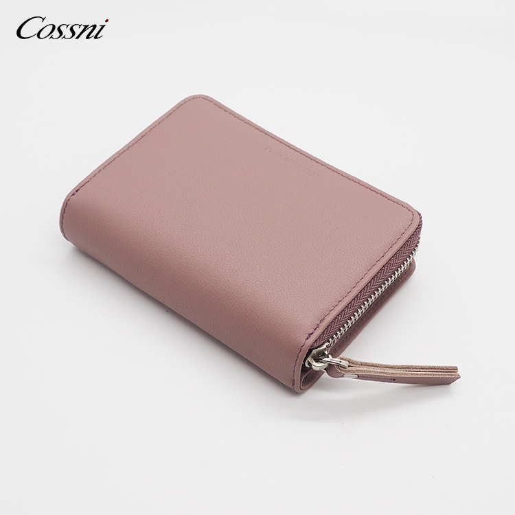 Guang Zhou Wholesale Custom Coin Purse  ins hot sale Leather women wallets
