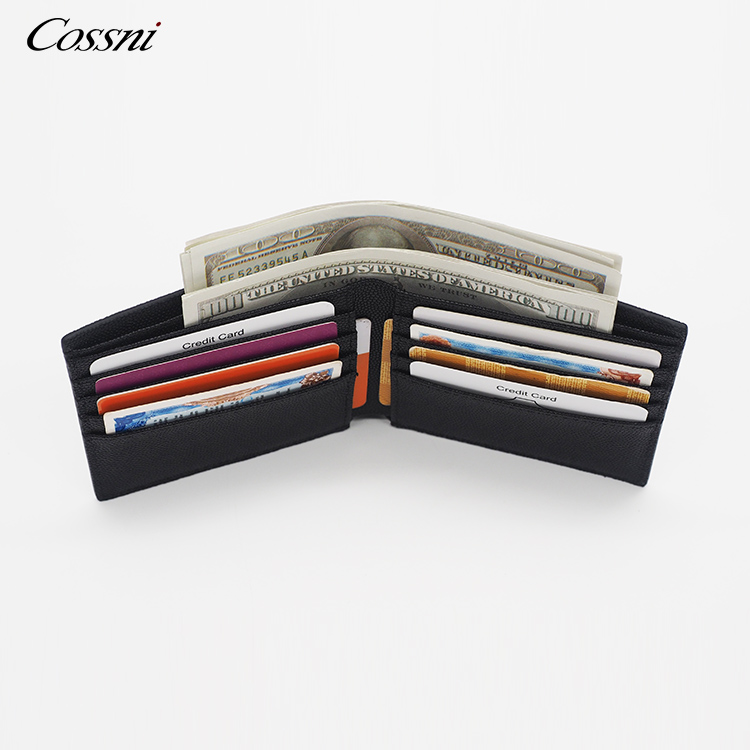 2020 new travel accessories men wallet coin purse with rfid blocking small men wallet