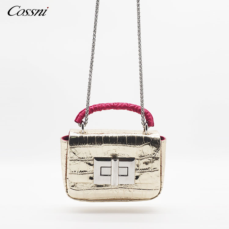 Wholesale leather fashion handbags cross body bags