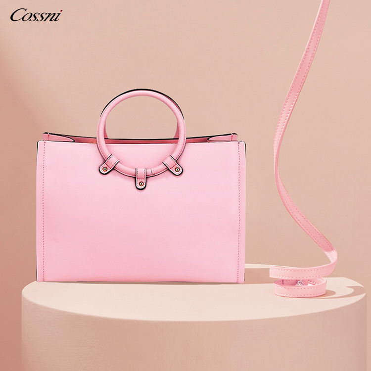 2020 wholesale PU leather cross body bags leather handbag for women